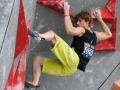 Moritz Hans beim Boulderweltcup 2016 in München (c) DAV/Marco Kost