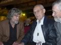 Reinhold Messner, Oswald Oelz und Gert Judmaier beim IMS 2016 (c) Gerhard Heidorn