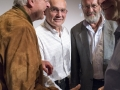 Raimund Margreiter, Oswald Oelz und Gert Judmaier beim IMS 2016 (c) Gerhard Heidorn