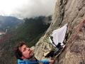 Muir Wall am El Capitan (c) Silvan Schüpbach, Dimitri Vogt
