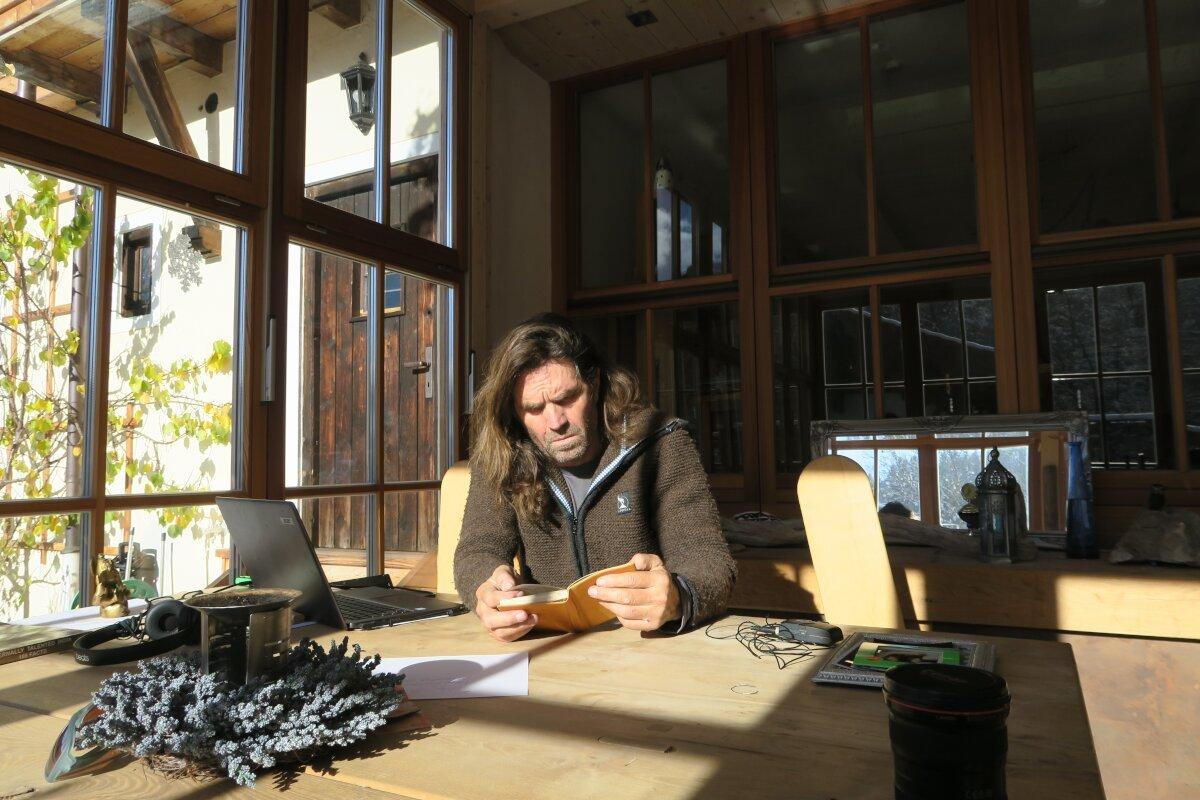 BR Lebenslinien: Thomas Huber (c) Malte Roeper
