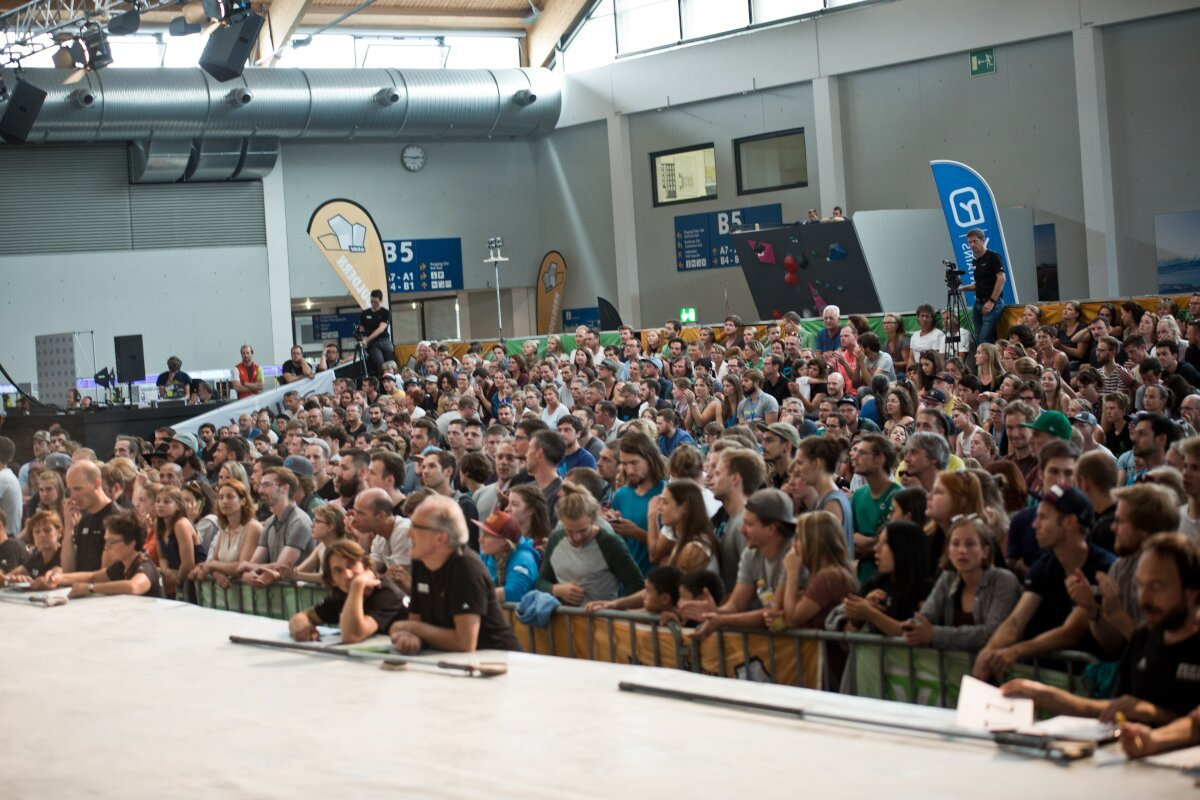 Deutsche Meisterschaft Bouldern 2018 (c) Vertical Axis/DAV