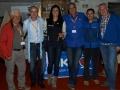 KIKU Team mit Edurne Pasaban und Asier Izagirre (c) Manuel Ferrigato