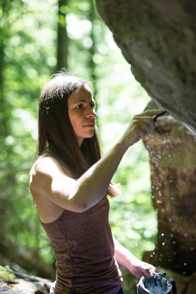 Katrin Lehmann in 'Kryptos' (8C) (c) Michael Steimle