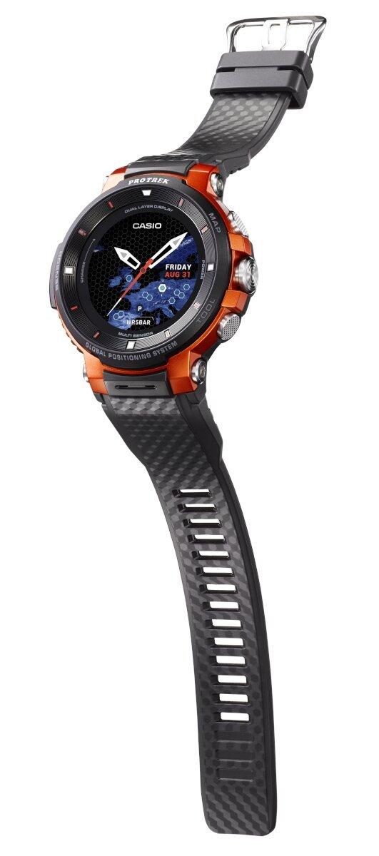 Casio Pro Trek Smart WSD-F20A (c) Casio