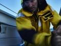 Stefan Glowacz in Grönland (c) Thomas Ulrich