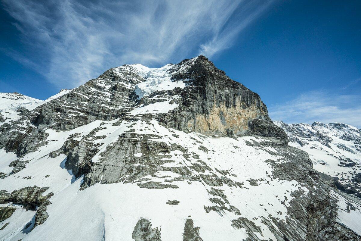 Westface Jungfrau / Rotbrätt (c) Frank Kretschmann