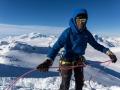 Erste Nonstop-Besteigung des Cerro Largo (c) Klaus Fengler