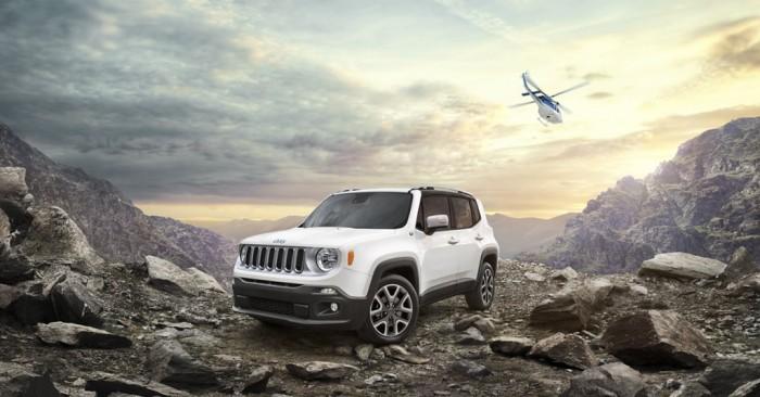 Release the Renegade: Schnitzeljagd mit einem Jeep Renegade als Hauptgewinn (c) Jeep
