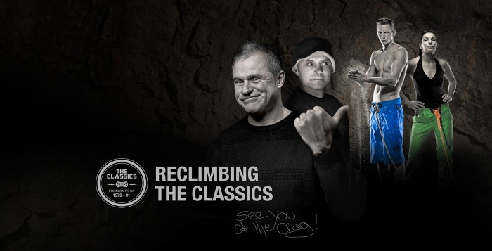 Reclimbing the Classics