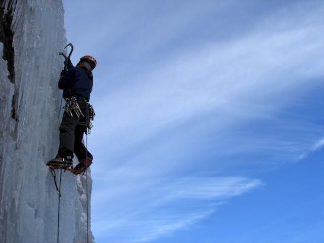 Eis-Trilogie von Robert Jasper und Bernd Rathmayr