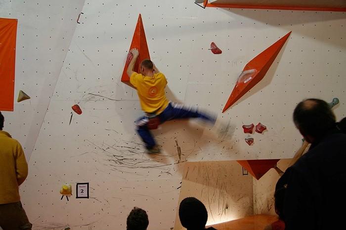 """Teilnehmerrekord beim """"23 Boulder"""" 2009 in Leipzig"""