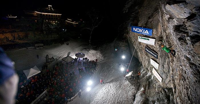 Ice Climbing Festival Kandersteg 2010