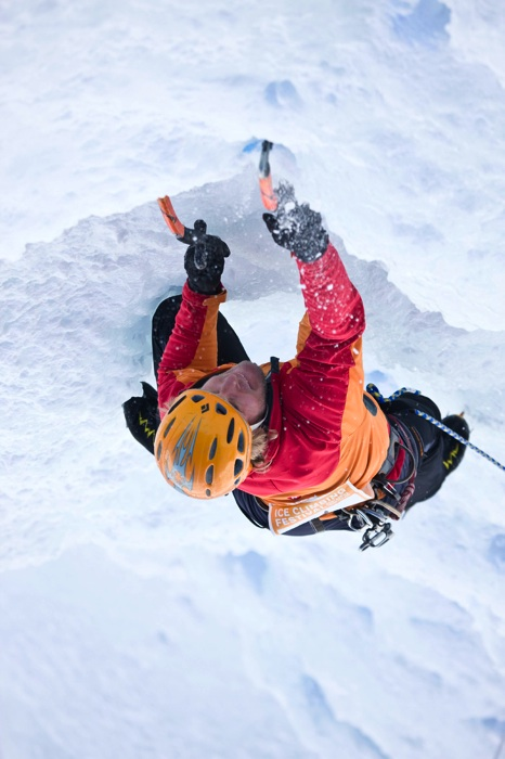 1. Ice Climbing Festival in Pontresina
