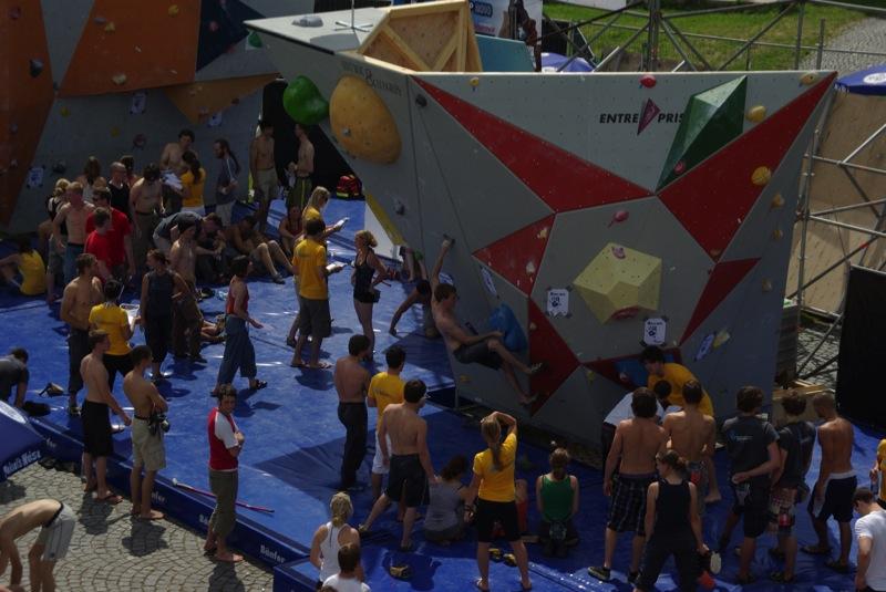 2. Adh-Bouldercup 2010 in Bayreuth