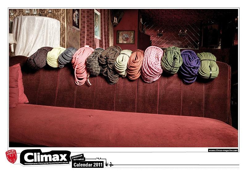 Neu im Shop: CLIMAX Kalender 2011