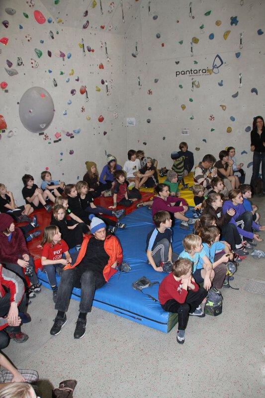 Offener Boulderwettbewerb im Kletterzentrum Coburg mit hoher Resonanz
