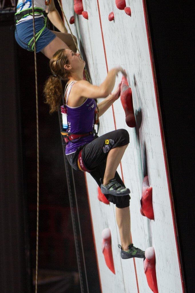 Jugend-EM 2014 in Edinburgh: 6x Edelmetall für Österreichs Kletternachwuchs