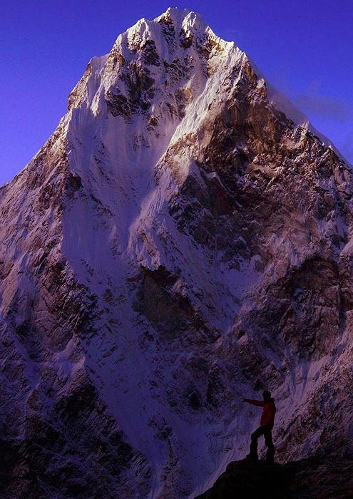Khumbu Bummelzug Expedition: Eine lange Wanderung mit vertikalen Auswüchsen