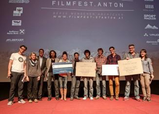 Das 20. Filmfest St. Anton feiert seine Gewinner