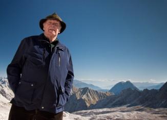 HANWAG Senior-Chef Josef Wagner feiert seinen 90. Geburtstag