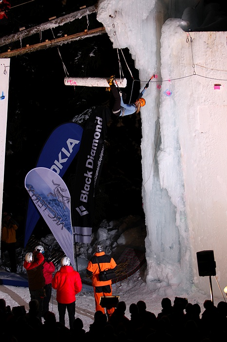 Ice Climbing Festival Kandersteg 2009