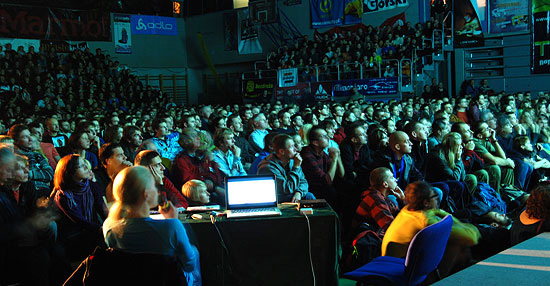 Three days of 7th Krakow Mountain Festival 2009