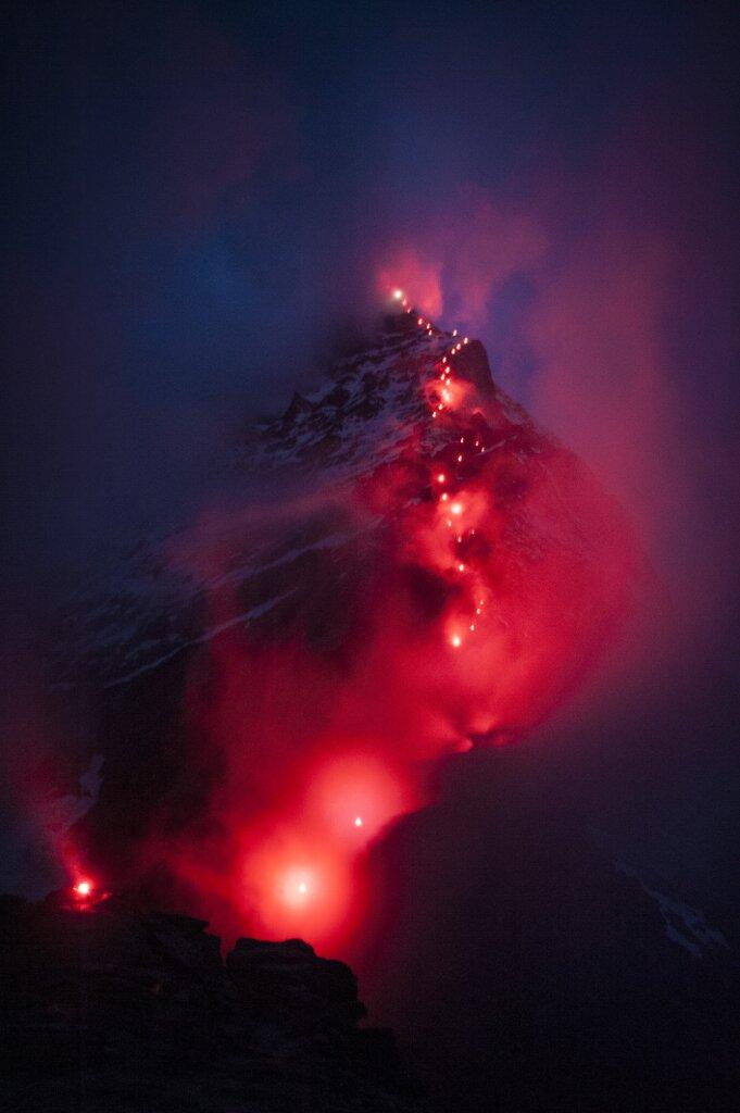 150 Jahre Mythos Matterhorn: Ein spektakuläres Keyvisual für Zermatt