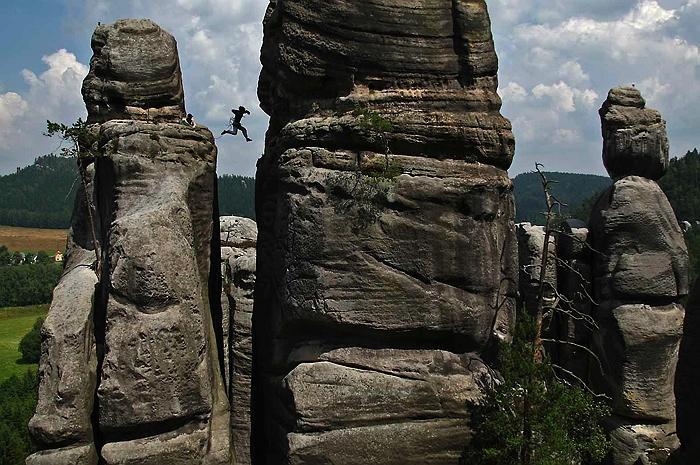 Neue Webseite über das Klettergebiet Piskari
