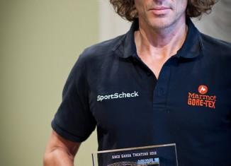 Stefan Glowacz für Verdienste um Klettersport ausgezeichnet