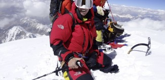 Tamara Lunger besteigt K2 ohne Zusatzsauerstoff