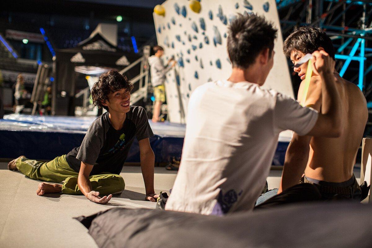 Akiyo Noguchi und Sean McColl sind die adidas ROCKSTARS 2014