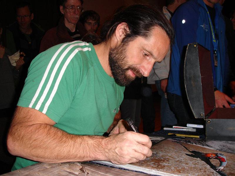 Alexander Huber (c) Martin Joisten