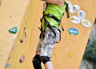 Arco Rock Legends 2013: Paraclimbers to receive the Climbing Ambassador by Aquafil award
