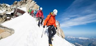 Gemeinsam lernen: Erfolgreiche dritte Arc'teryx Alpine Academy