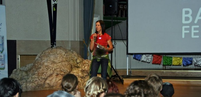 Basecamp Festival 2011: Bergsport-Freaks trafen sich in Bad Reichenhall