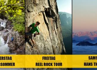 13. Bergfilmtage Going von 09. bis 11.10.2014