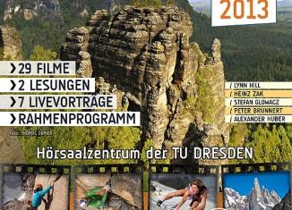 10. Bergsichten: Berg+Outdoor Filmfestival Dresden