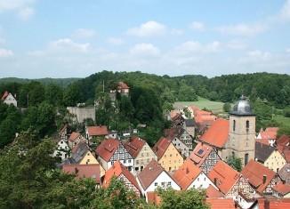 Kletterfestival in Betzenstein: Spektakuläres DWS