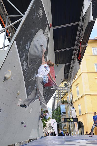 Innsbruck en Bloc - Das Mammut Blocmaster