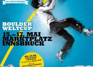 10 Jahre MAMMUT Blocmaster Kletterfestival in Innsbruck