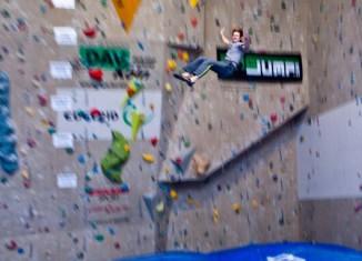 BRONX ROCK Kletterhalle feierte 18-jähriges Jubiläum