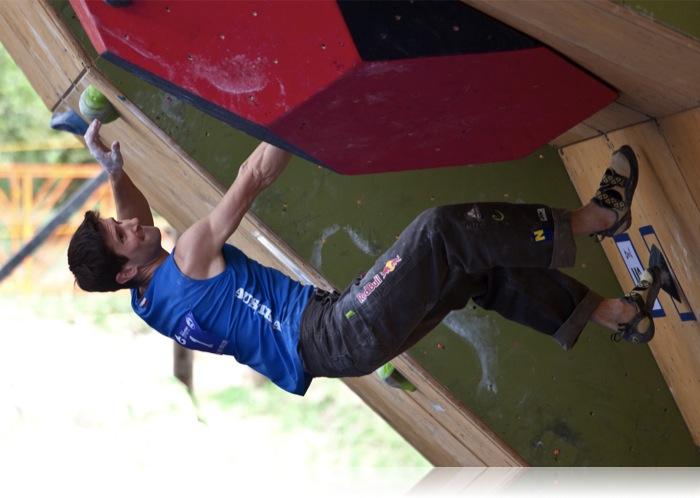 Boulderweltcup 2010: Fischhuber und Stöhr klettern in Vail (USA) aufs Podium