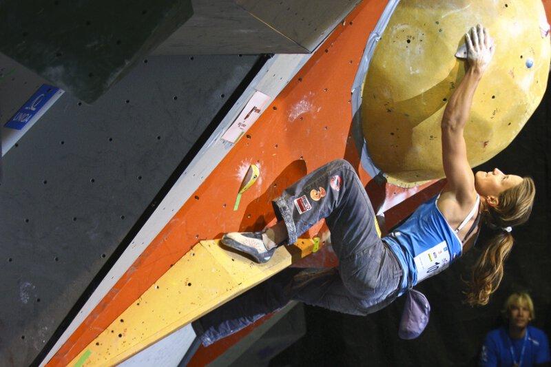 Boulderweltcup 2011: Fischhuber und Schubert sorgen für einen ÖWK-Doppelsieg bei den Herren