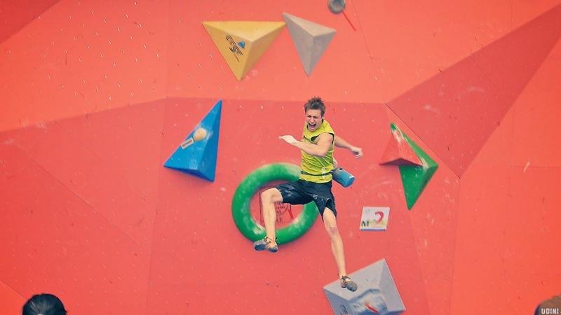 Guter Saisonstart für die DAV-Boulderer in China