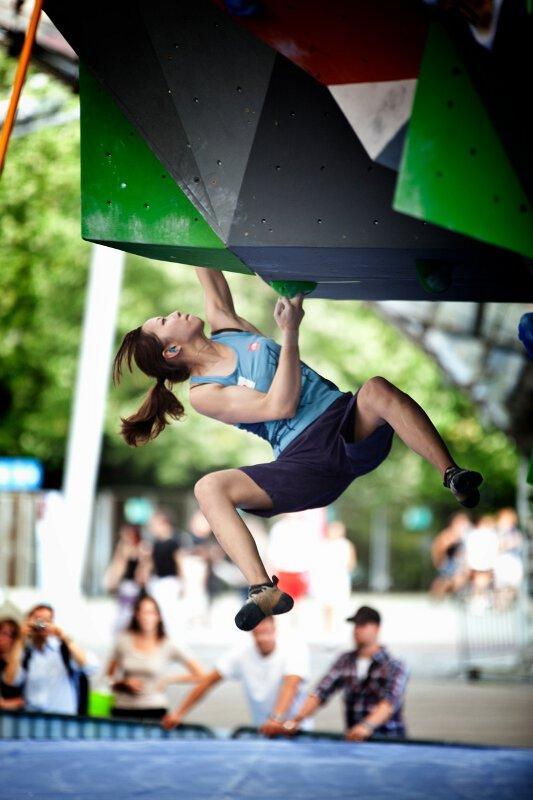 Finale des IFSC Boulderweltcups 2011: Sechs deutsche Athleten im Halbfinale