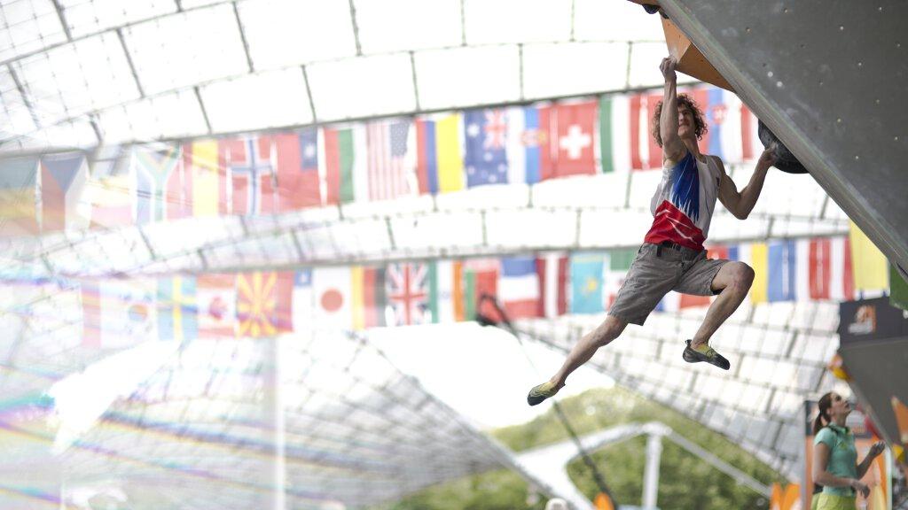 IFSC Boulder-WM 2014: Juliane Wurm ist neue Weltmeisterin im Bouldern