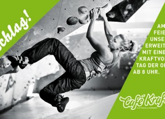 Café Kraft 2.0: Am 15.06.2013 wird der Nachschlag serviert