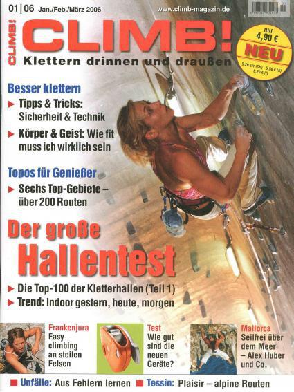 CLIMB! Magazine