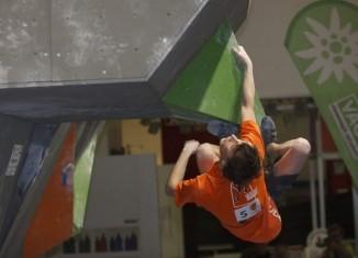 Große Kletterwettkämpfe beim Frankenjura Kletterfestival